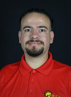 Juan Pablo Vasquez Portrait