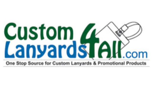 Custon Lanyards 4 All, one stop source for custom lanyards and promotional products