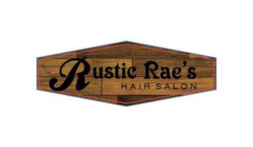 Rustic Rae's hair salon
