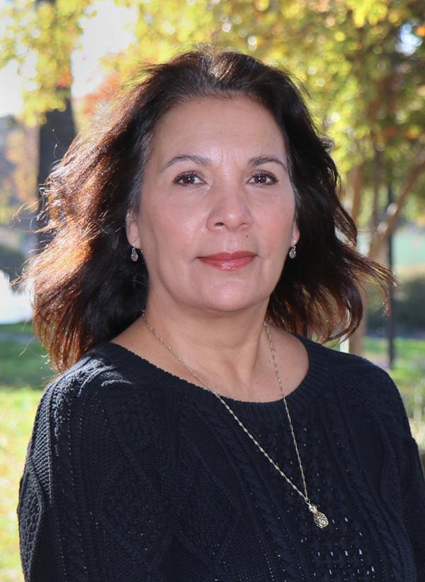 Jaqueline Mendez Portrait
