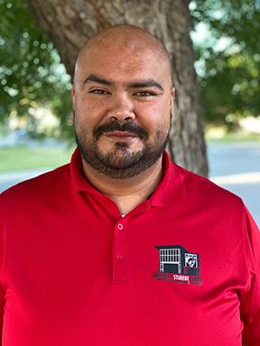 Ricardo Ramirez Portrait