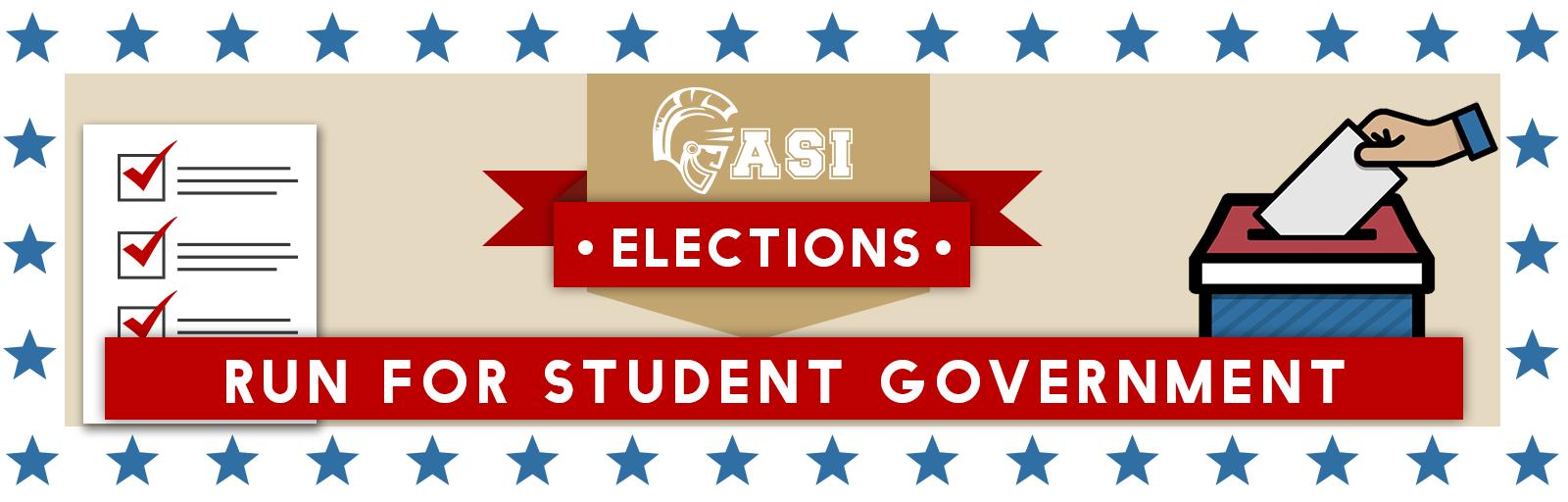 ASI USU Student Elections