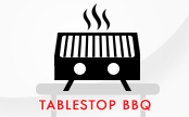 Table Top BBQ Icon