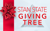 Stan State Giving Tree Flyer