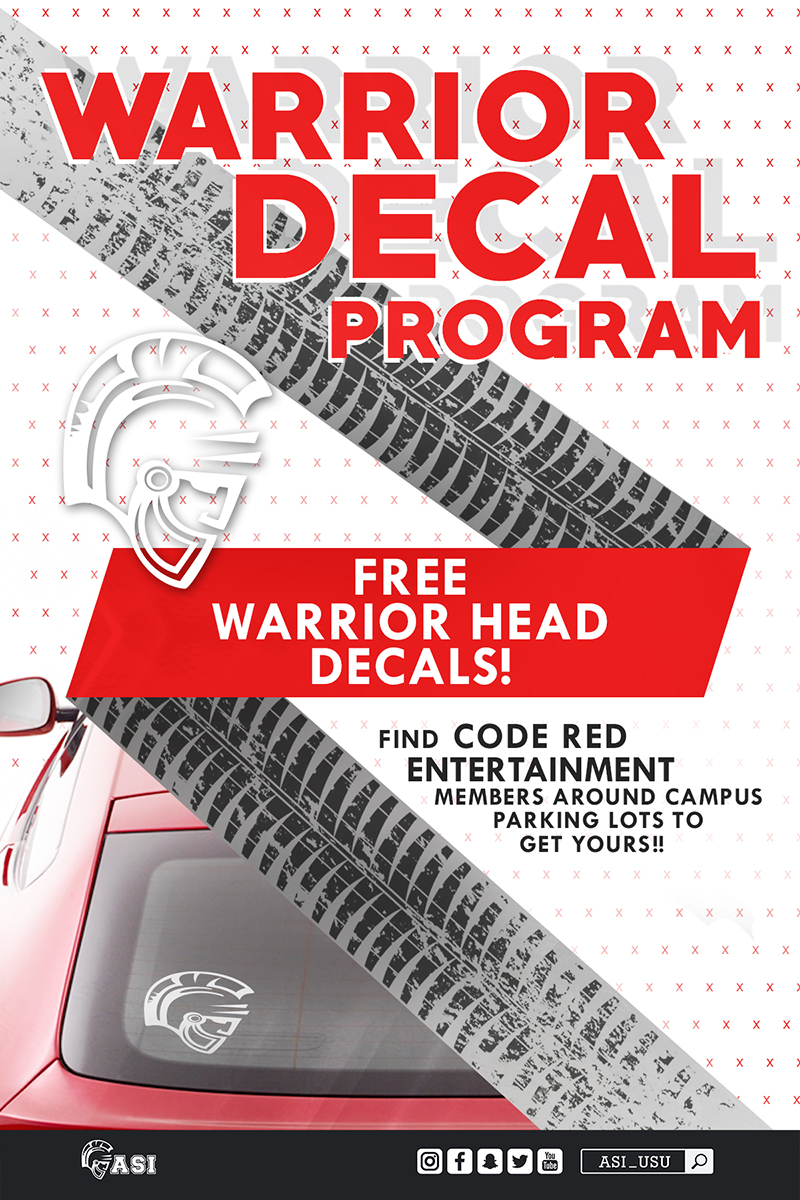 Warrior Decal Program