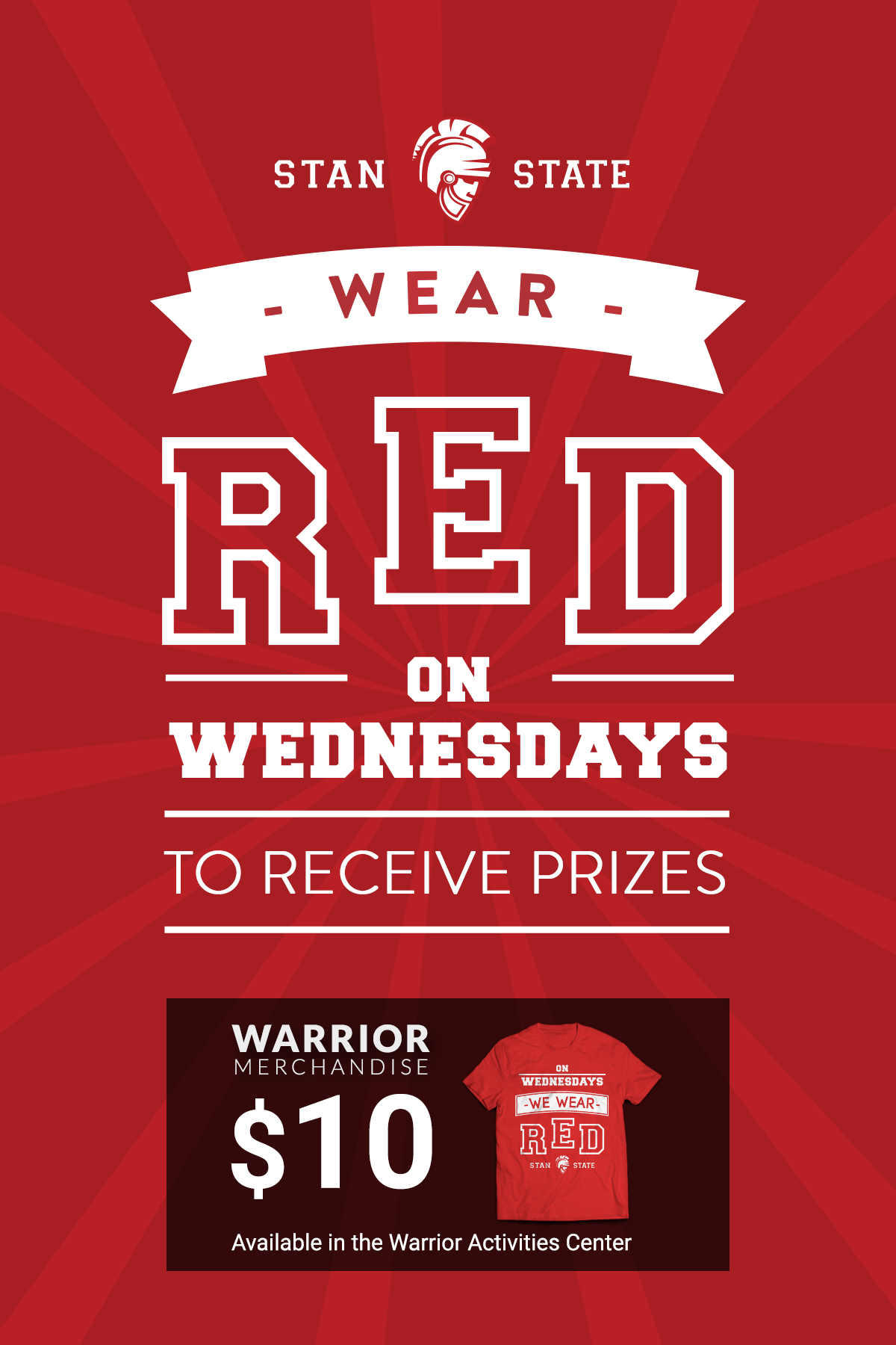 Wear Red Flyer