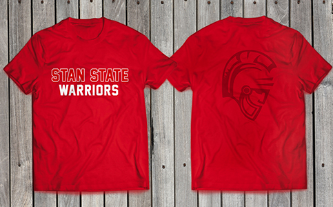 Warrior Merchandise Shirts