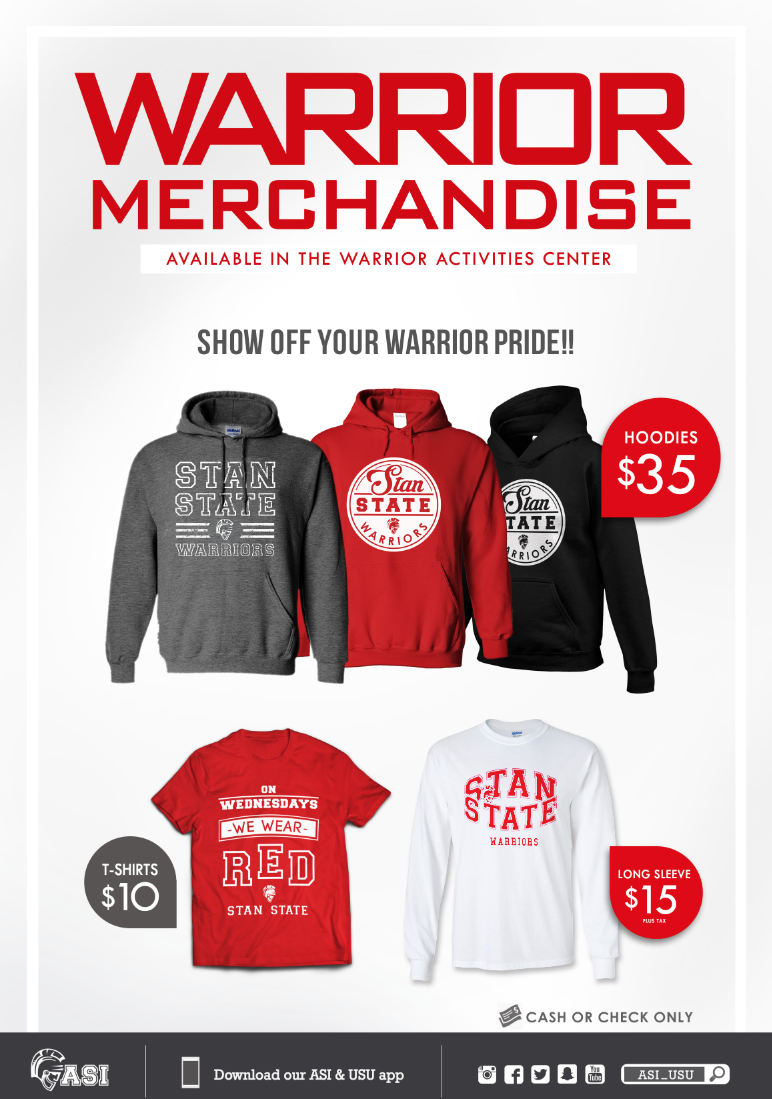 Warrior Hoodies