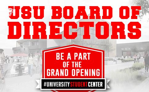 USU Board of Directors Elections Icon